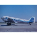 Paradak Airlines DC-3 - VH-CAN