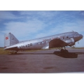 Australian National Airways DC-3 - VH-ABR