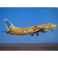 Western Pacific The Simpsons Boeing 737-301- Rego N949WP