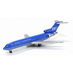 Braniff International Boeing 727-200 - Blue -  1/400