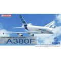 Airbus Industries A380F Corporate Model - 1/400