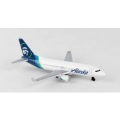 Alaska Airlines B737 Single Plane New Colours - Toy