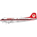 Ansett Airlines of Papua New Guinea  C-47A-10-DK (DC-3) ~ 1/200 Diecast