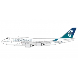 Air New Zealand Boeing 747-419 - 1/200 Diecast  - ZK-NBV