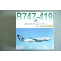 Air New Zealand Boeing 747-400 - 1/400 - ZK-NBT