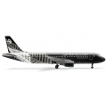 "Air New Zealand A320-232 ~ ""All Blacks"" Livery - 1/400 ~ Dragon"