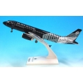 "Air New Zealand A320-232 ""All Blacks"" – 1/150 - ZK-OAB"