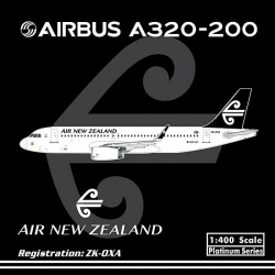 Air New Zealand A320-232 w/Sharklets ~ 1/400 - ZK-OXA