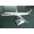 British Airways Embraer E-190 ~ 1/100