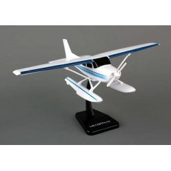 Cessna 172 Skyhawk W/Floats ~ 1/42 - Toy Model