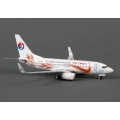 China Eastern Airlines Boeing 737-79PWL  - 1/400