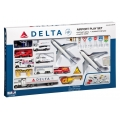 Delta 25 Piece Airport Playset in New Livery