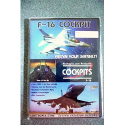 F-16 Fighting Falcoln DVD Hellenic Air Force – 75mins