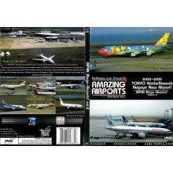 Japan Airports Volume 2 DVD - 85 Minutes