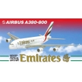 Emirates A380-861 ~ 1/400 ~ Dragon ~ A6-EDH