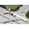 "Emirates A380-800 ~ 1/400 ~ ""Wild Life Two"" ~ A6-EEI"