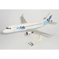 FlyBe Embraer E-175  ~ 1/100 - Mega Models