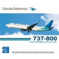Garuda Indonesia Boeing 737-800 ~ 1/400 - New Colours