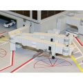 Gemini 3 Pack Dual Wide Body Jet Bridges and Airport Adapters - 1/400
