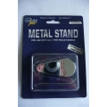 Gemini 1/400 Chrome Metal Stand