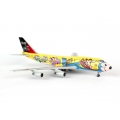 JAL Japan Airlines   B747-446D ~ 1/400 - Disney Yellow