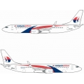 Malaysia  Airlines Boeing 737-800 ~ 1/400