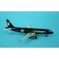 Playboy Enterprises A320-214  - 1/400