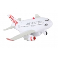 Virgin Australia Pullback Toy W/LIGHT & Sound