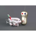 Emirates Airbus A380 Radio Control Airplane Toy
