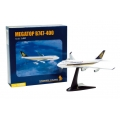 Singapore Airlines Boeing 747-412 - 1/400 - Herpa