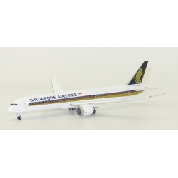 "Singapore Airlines Boeing 787-10 ~ 1/400 - ""Flaps Down"""