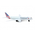 American Airlines New Colour B757 - Single Plane - Toy