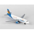 Allegiant Airlines A320 -  Single Plane - Toy