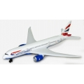 British Airways Boeing 787 Single Plane - Toy