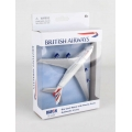 British Airways Boeing A380 Single Plane - Toy