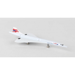 Air France Concorde Single Plane - Toy