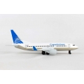 Copa Airlines B737 - Single Plane - Toy
