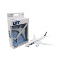 Lot Airlines B787 -  Single Plane - Toy
