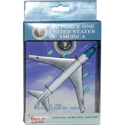US Air Force One B747 -  Single Plane - Toy