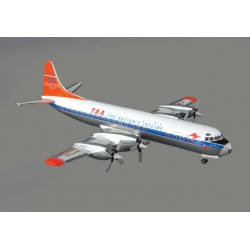 Trans Australian Airlines (TAA) L-188 Electra ~ 1/400 Diecast - VH-TLB