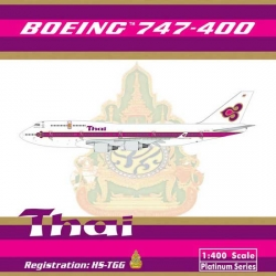 Thai Airways Boeing 747-40D7 ~ 1/400 - Phoenix