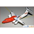 TNT BAe 146-200 ~ G-TNTB (Air Foyle) - 1/400