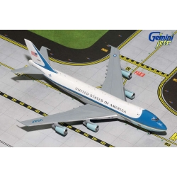 US Air Force One Boeing 747-2G4B  (VC-25A )  - 1/400