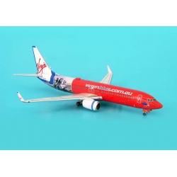 "Virgin Blue Airlines B 737- 800 ""Avatar"" - 1/400"