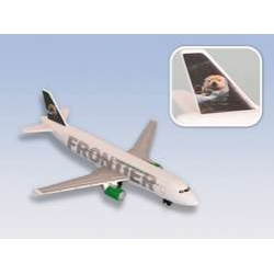 Frontier Airlines A320 Single Plane - Toy