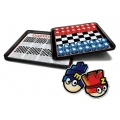 Magnetic Travel Games - Checkers