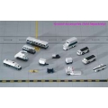 Gemini 14 Piece Ground Accessories Set - 1/400