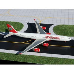 Kingfisher Airlines A340-500 ~ 1/400