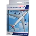 British Airways Boeing 747-400 Single Plane - Toy