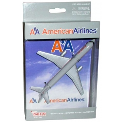 American Airlines - Single Plane - Toy